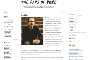 website-days-of-yore